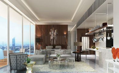 Canapaya-Residences-Bangkok-condo-4-bedroom-for-sale